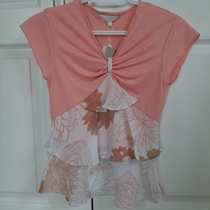 Brand New Cute Pink Top